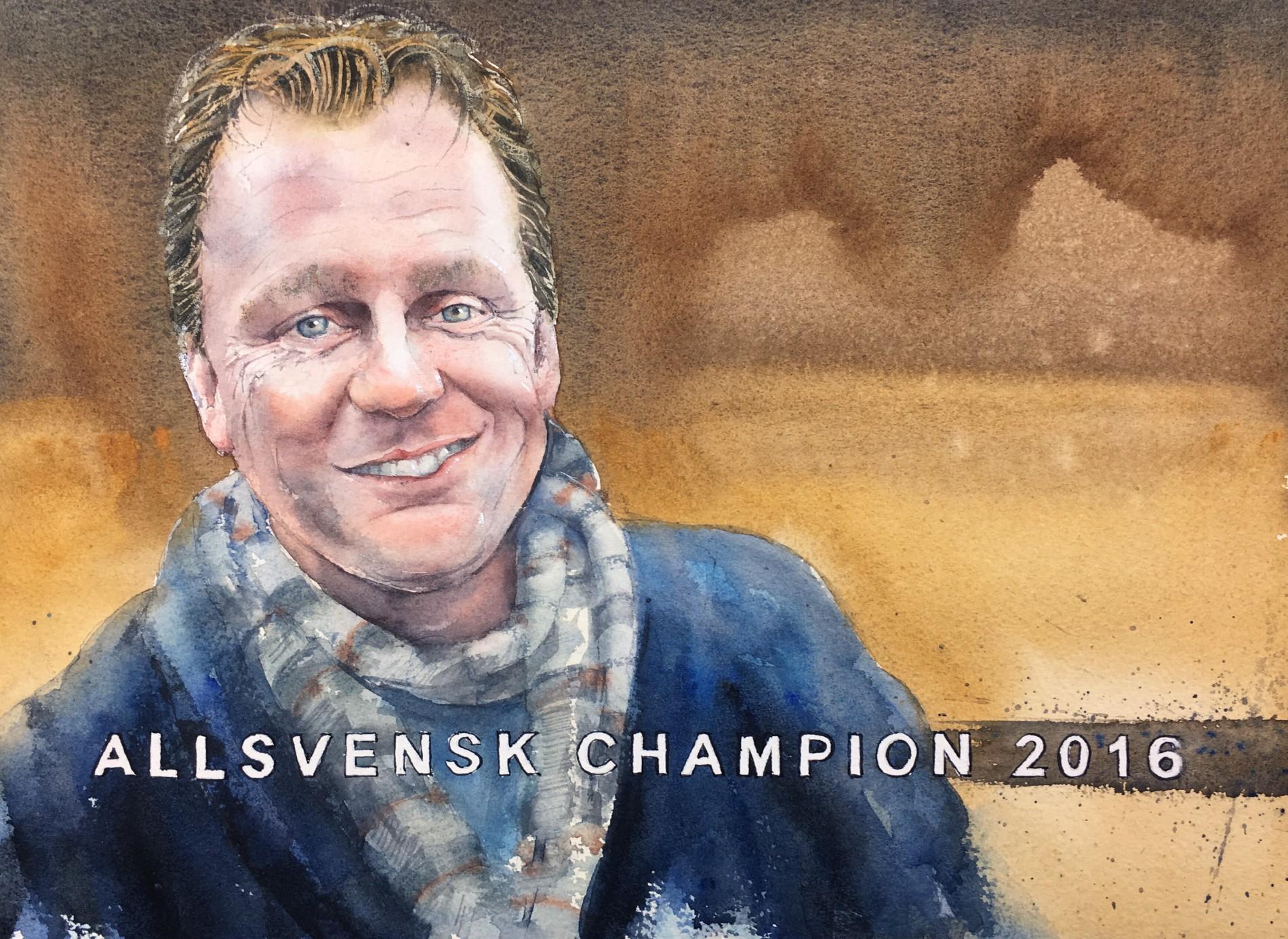Portrait of Ulf Ohlsson