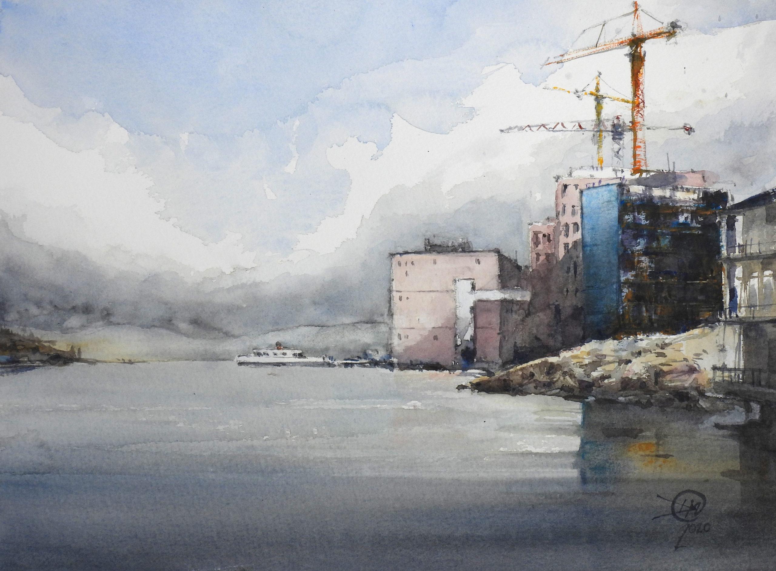 Finnboda hamn