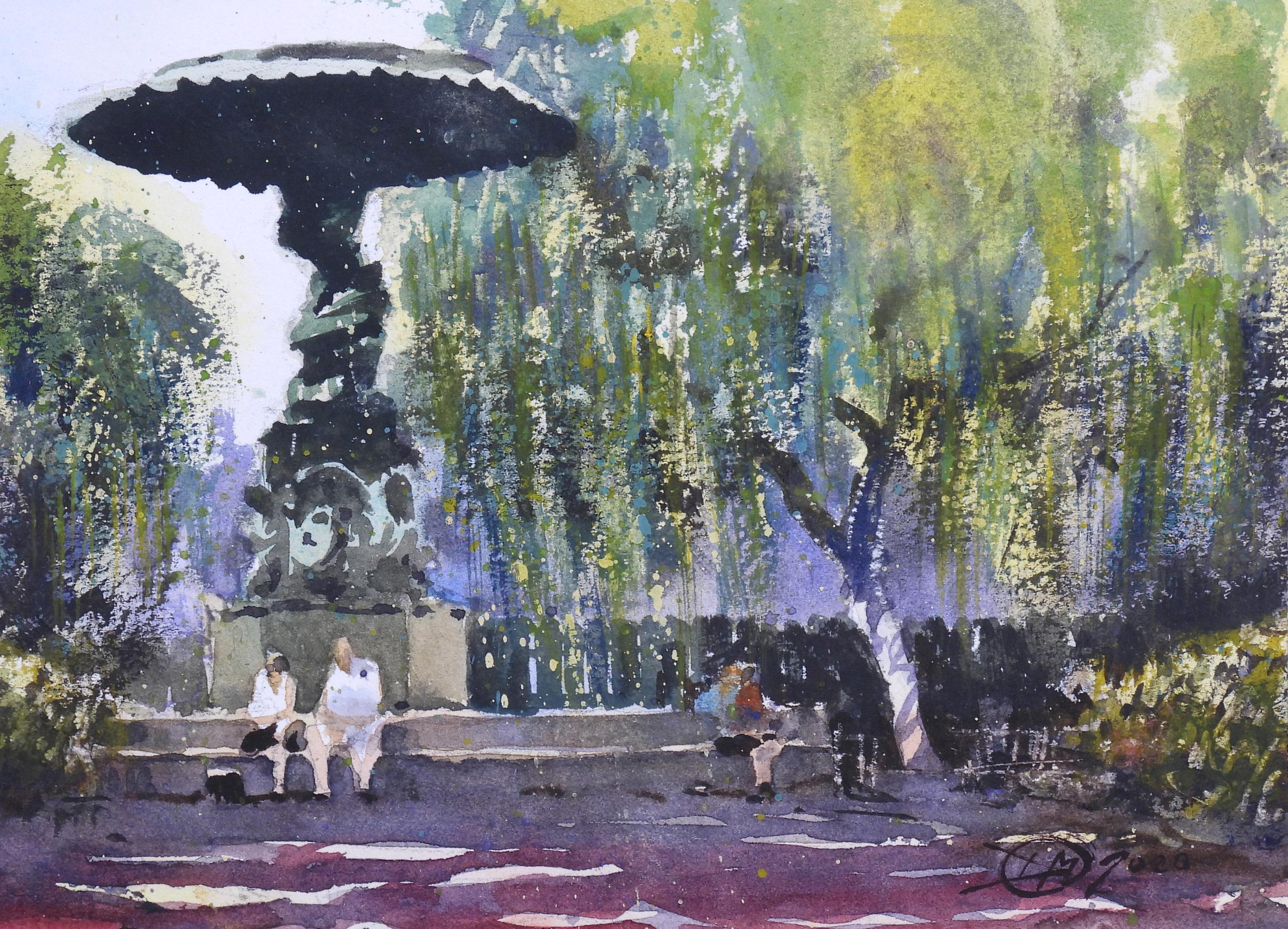 kungsträgården