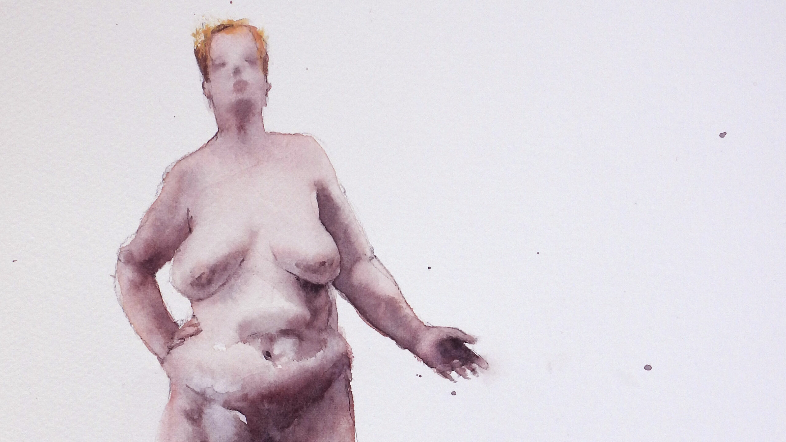 Monday Nude